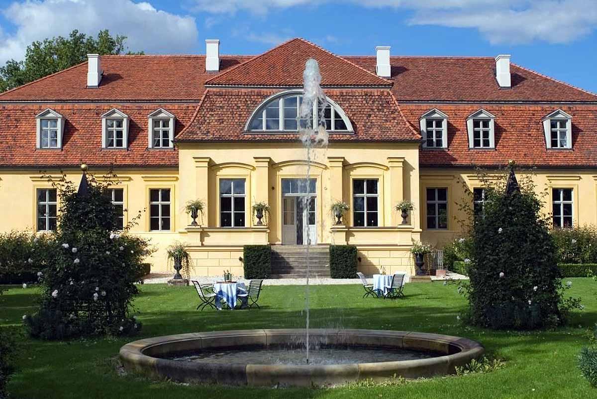 Schloss Klessen im Havelland