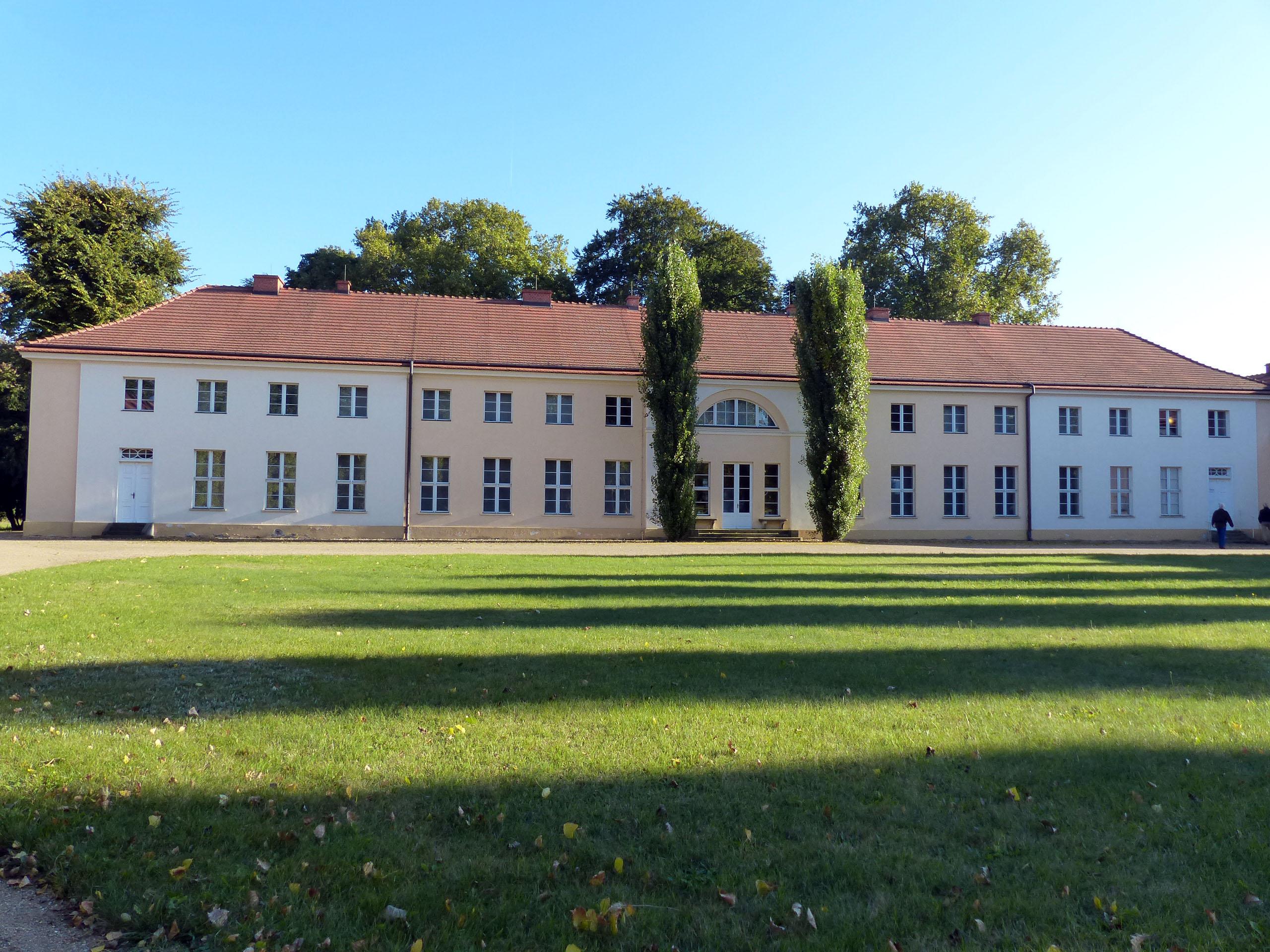 Schloss Paretz im Havelland, Foto: Weirauch
