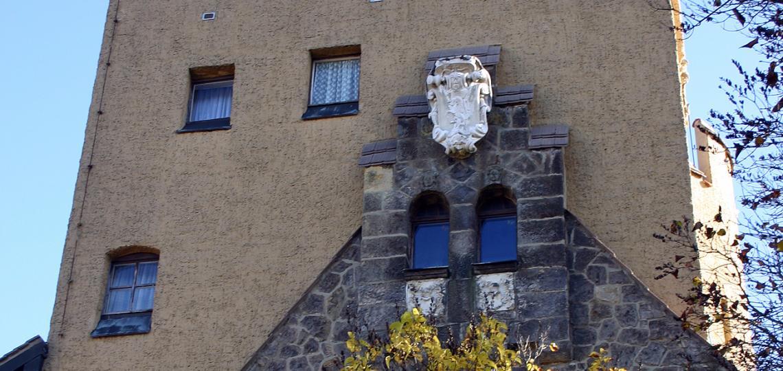 Roseburg Ballenstedt Harz Sachsen-Anhalt