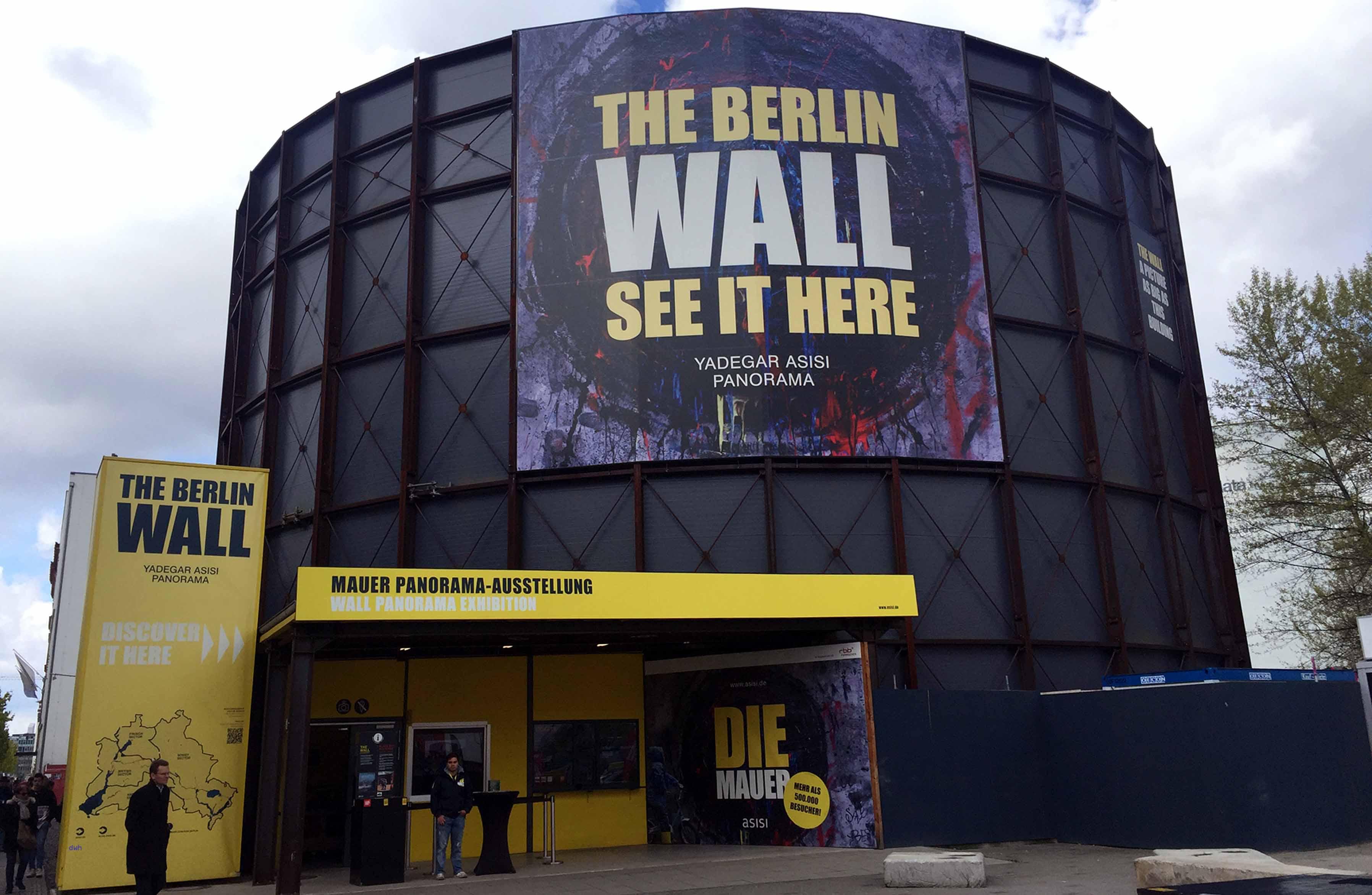 Yadegar Asisi Parorama in Berlin