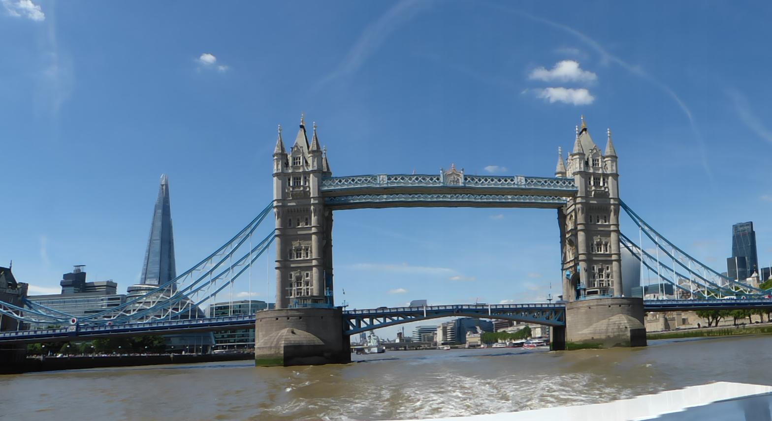 Die Towerbridge in London
