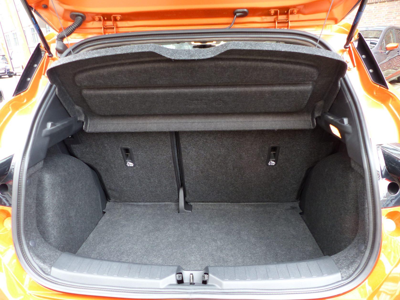 Einziges Manko: Kisten müssen hineingehoben werden, für Menschen mit Rückenproblemen schwierig, Foto: d. Weirauch