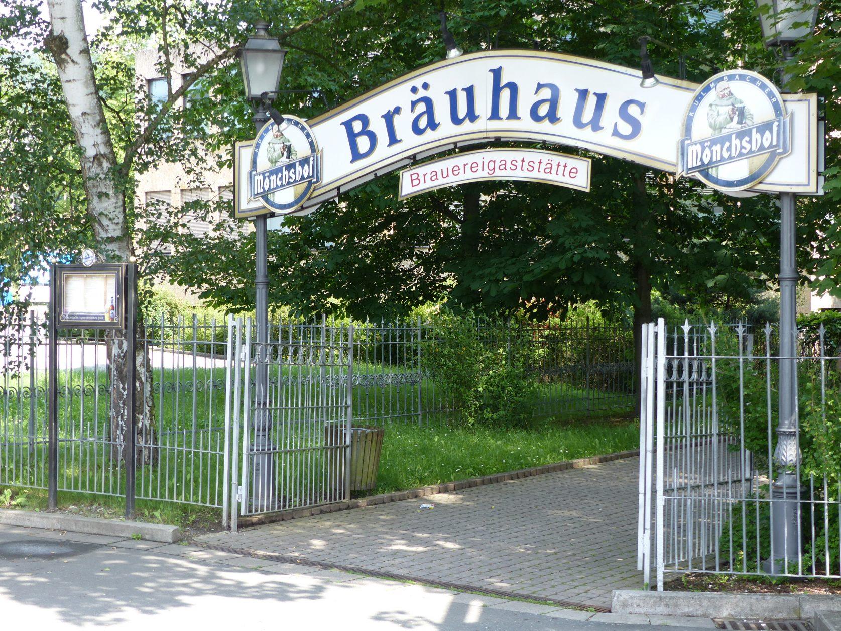 Das Bräuhaus in Kulmbach Foto: Weirauch