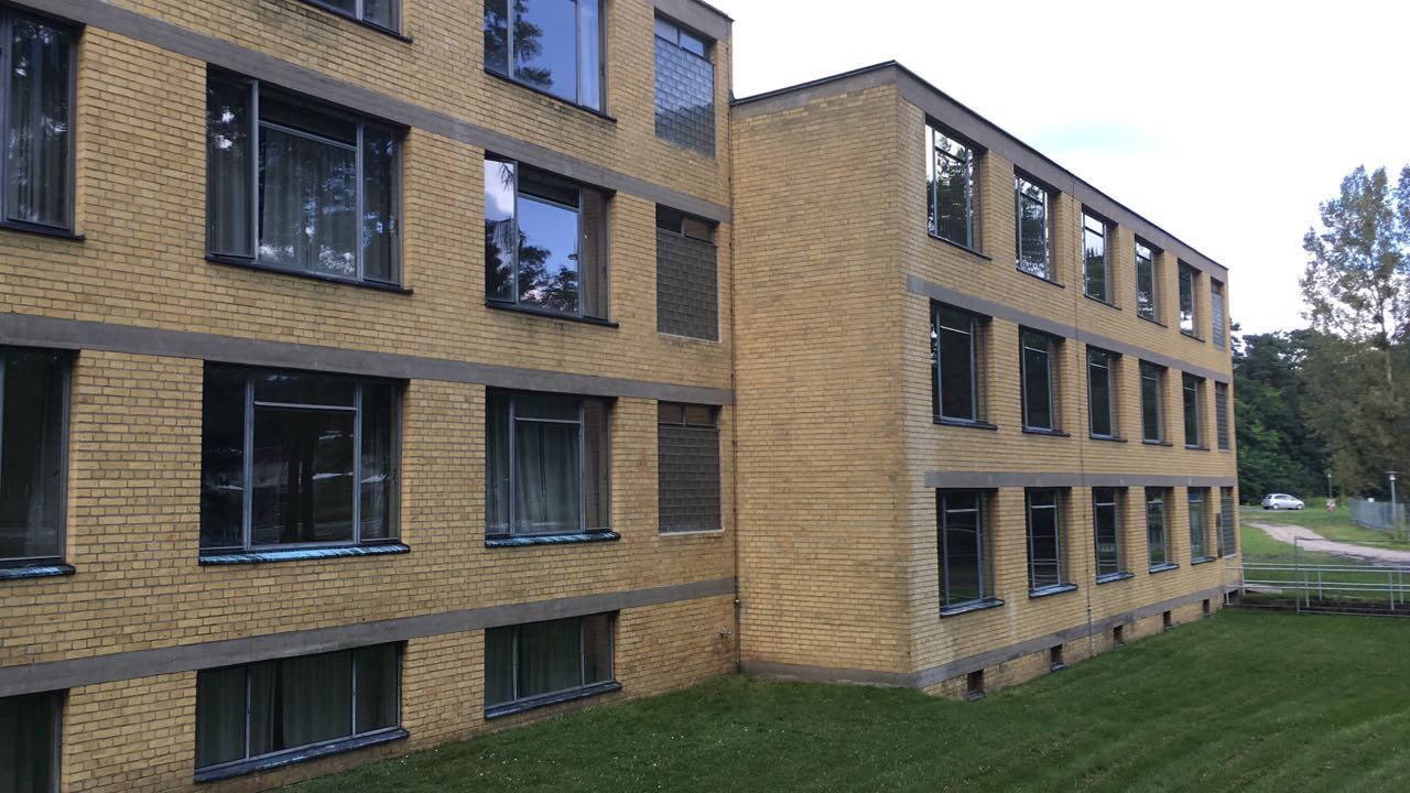 Bundessschule Bernau Moderne Brandenburg