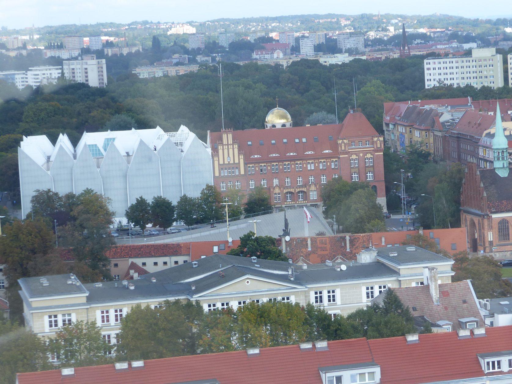 Philharmonie in Stettin, Foto: Weirauch