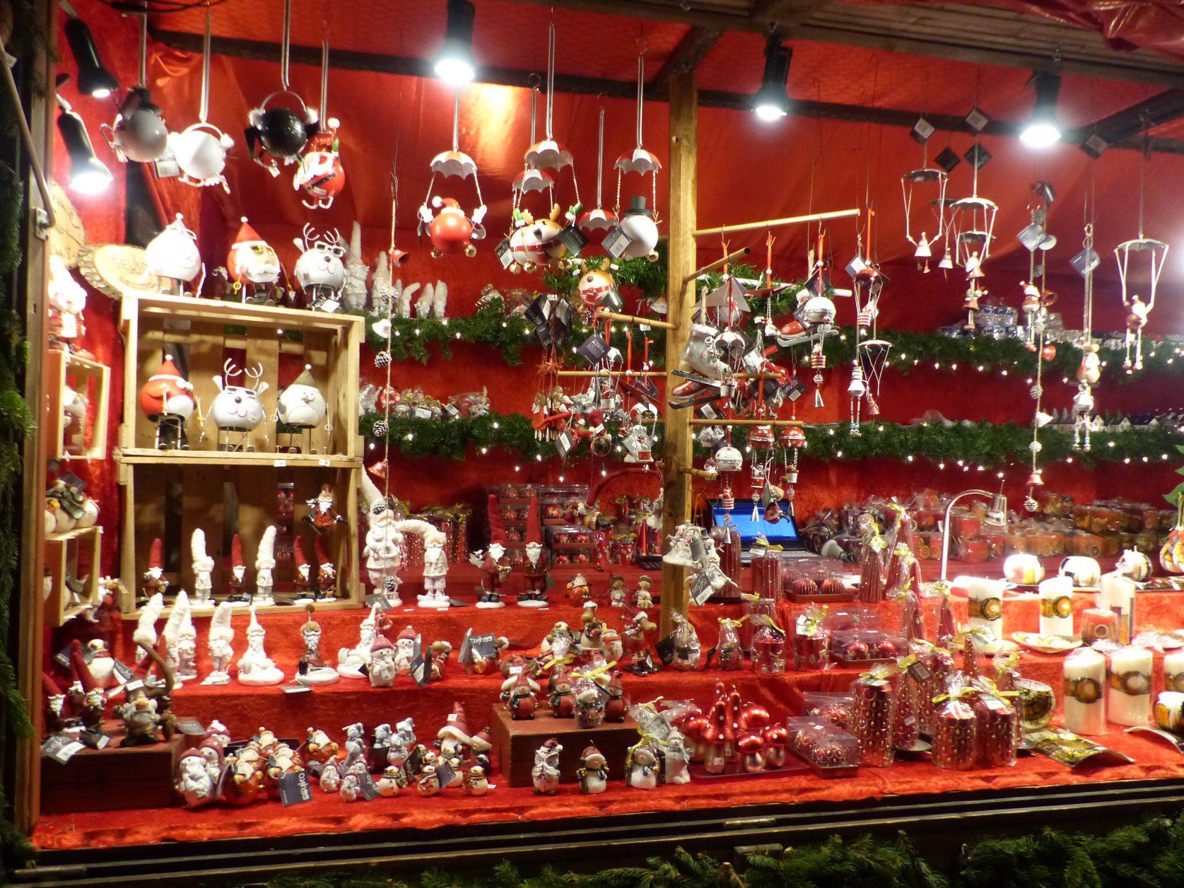 Weihnachtsmarkt Sachsen