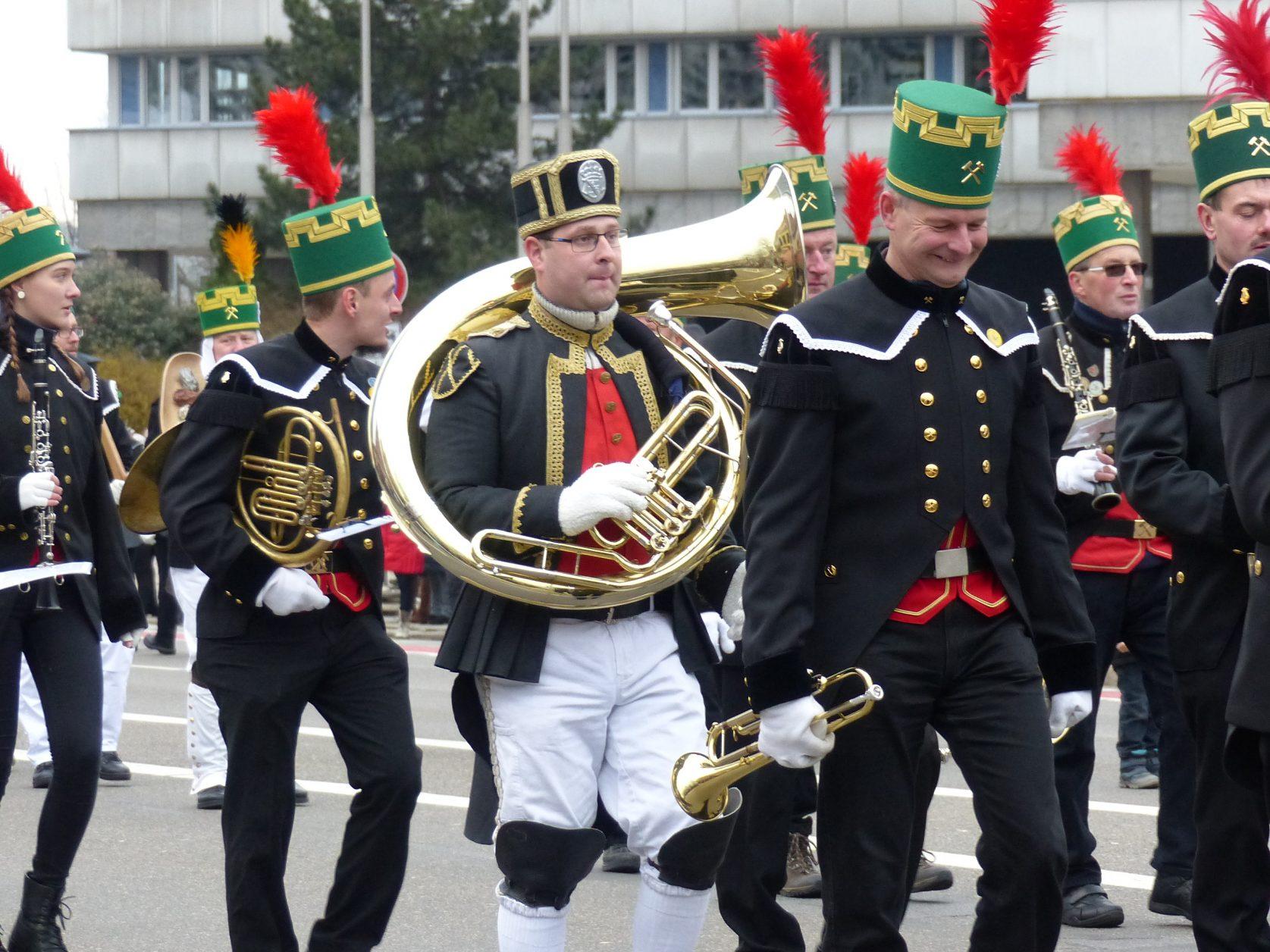 Chemnitz Sachsen Weihnachtsmarkt Shemnitz Sachsen