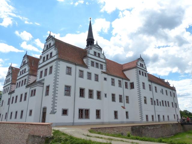 Schloss Doberlug Foto: Weirauch
