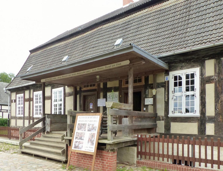 Die Klostermühle in Boitzenburg lädt zum Mühlentag ein