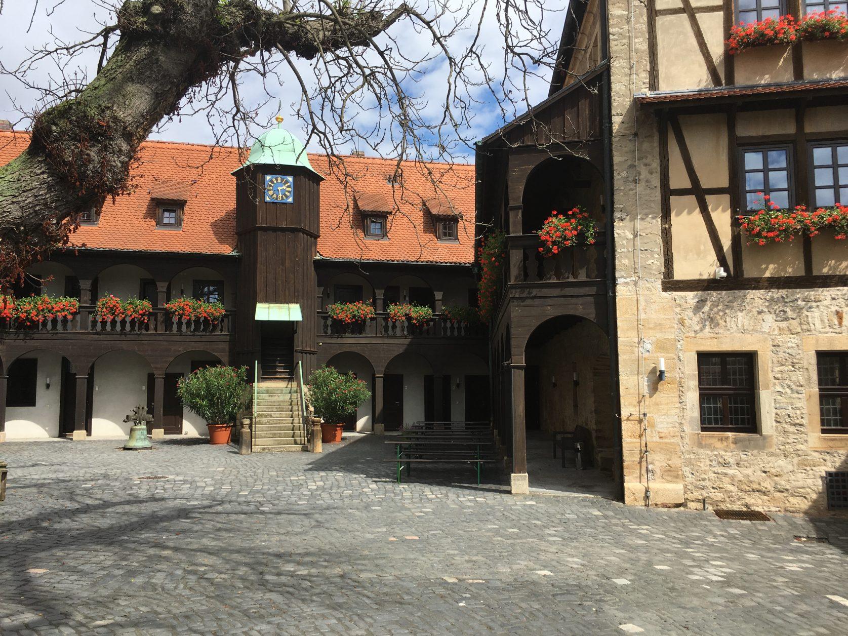 Erfurt Thüringen Kloster Luther