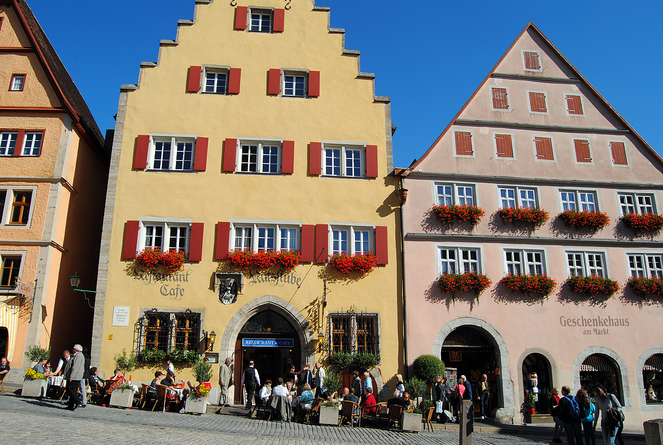 Rothenburg ob der Tauber Foto: Weirauch
