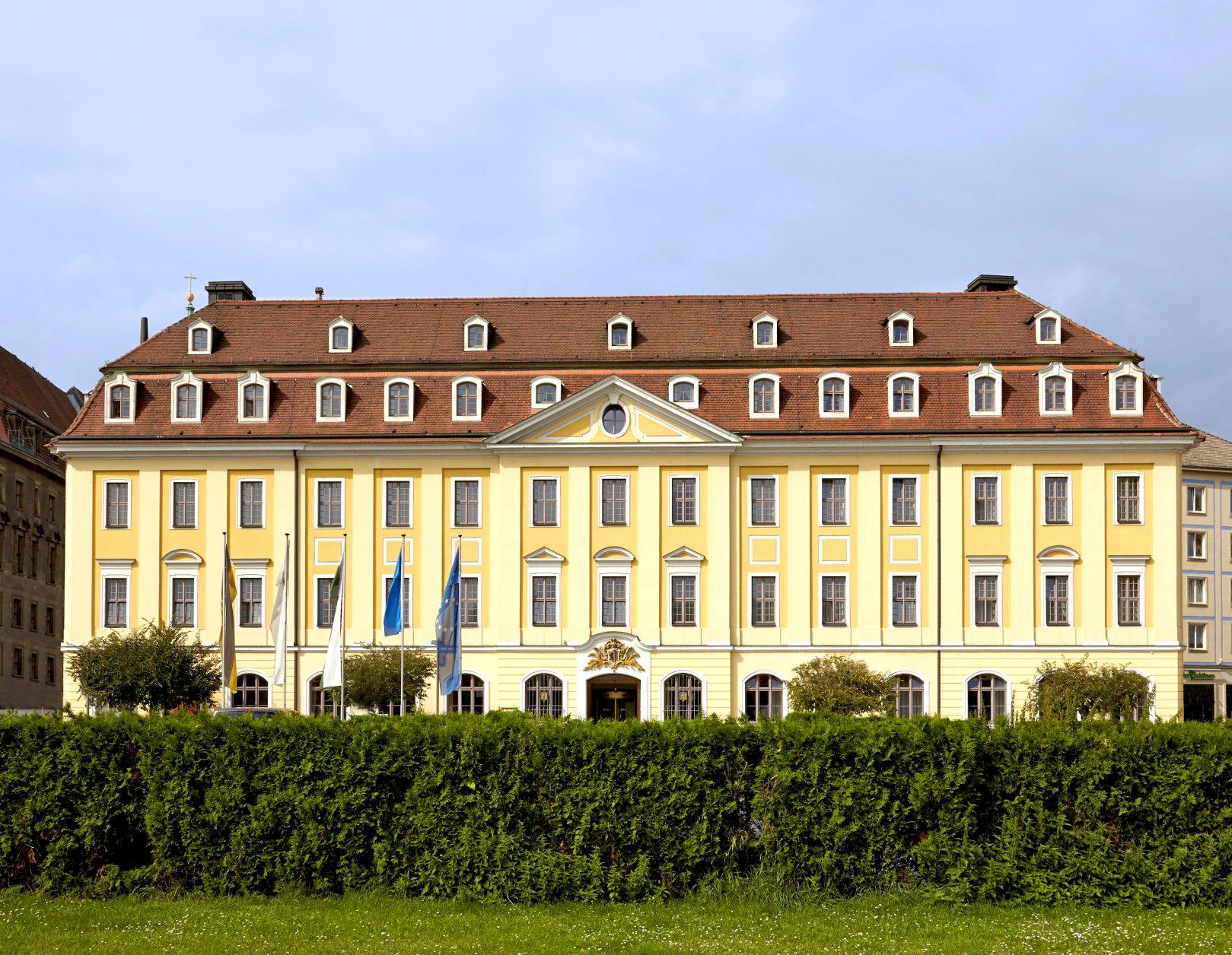 Außenansicht des Gesandhaus in Dresden an der Ringstraße 1, Foto: Seaside Hotels