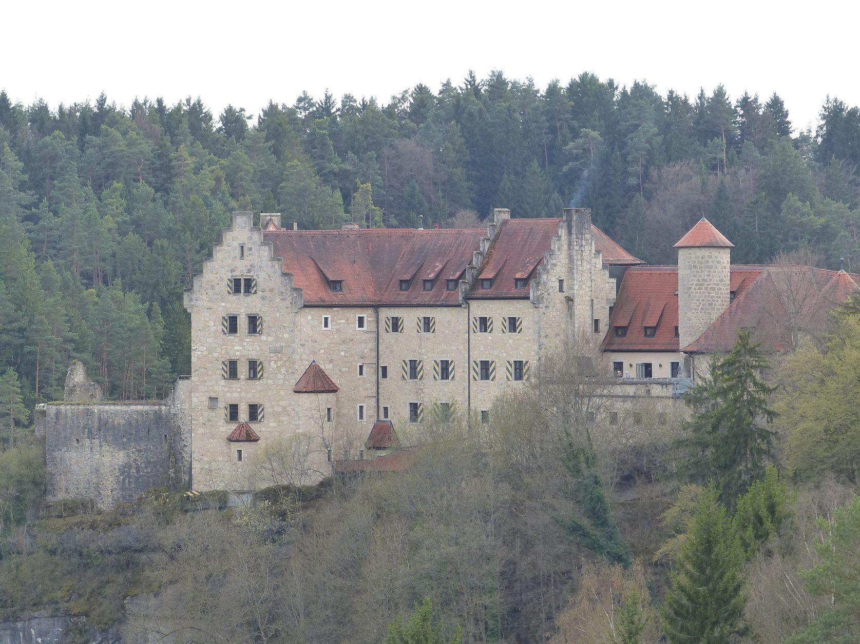 Burg Rabenstein Franken