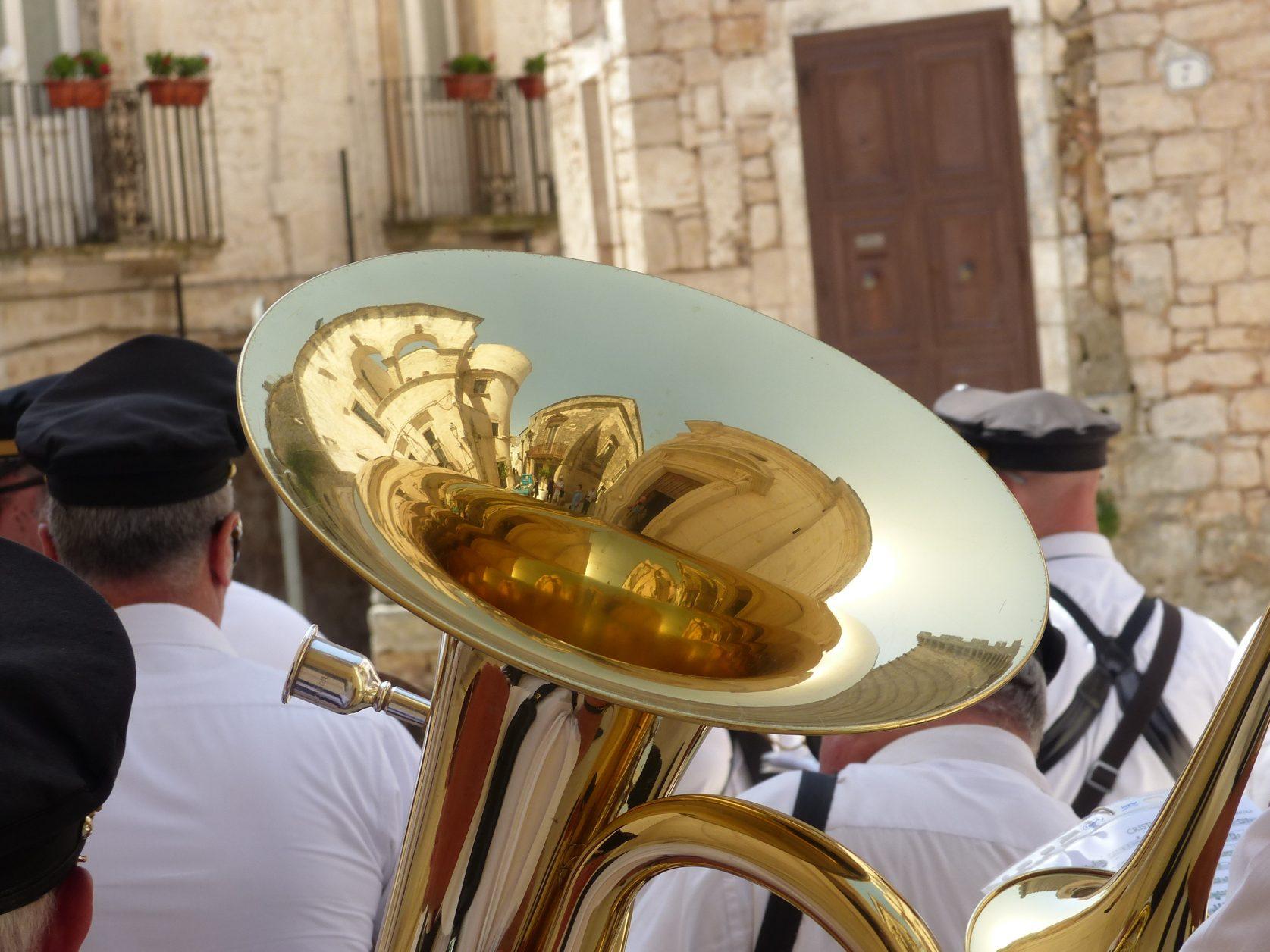 Apulien Musik Salento