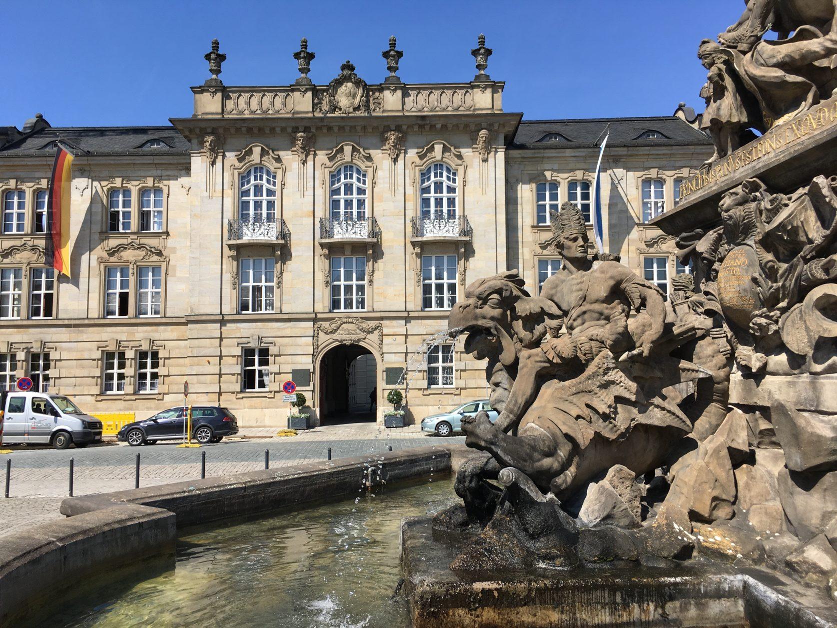 Das Markgräfliche Opernhaus Foto: Weirauch