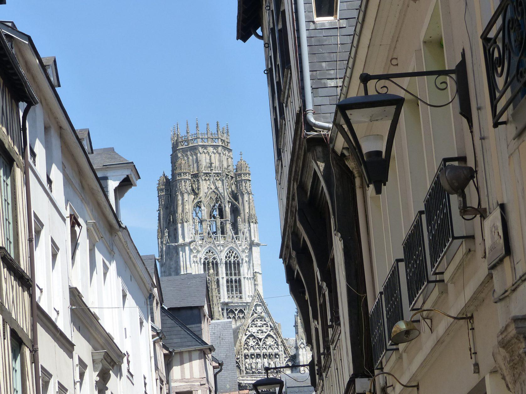 Rouen Kirche Frankreich