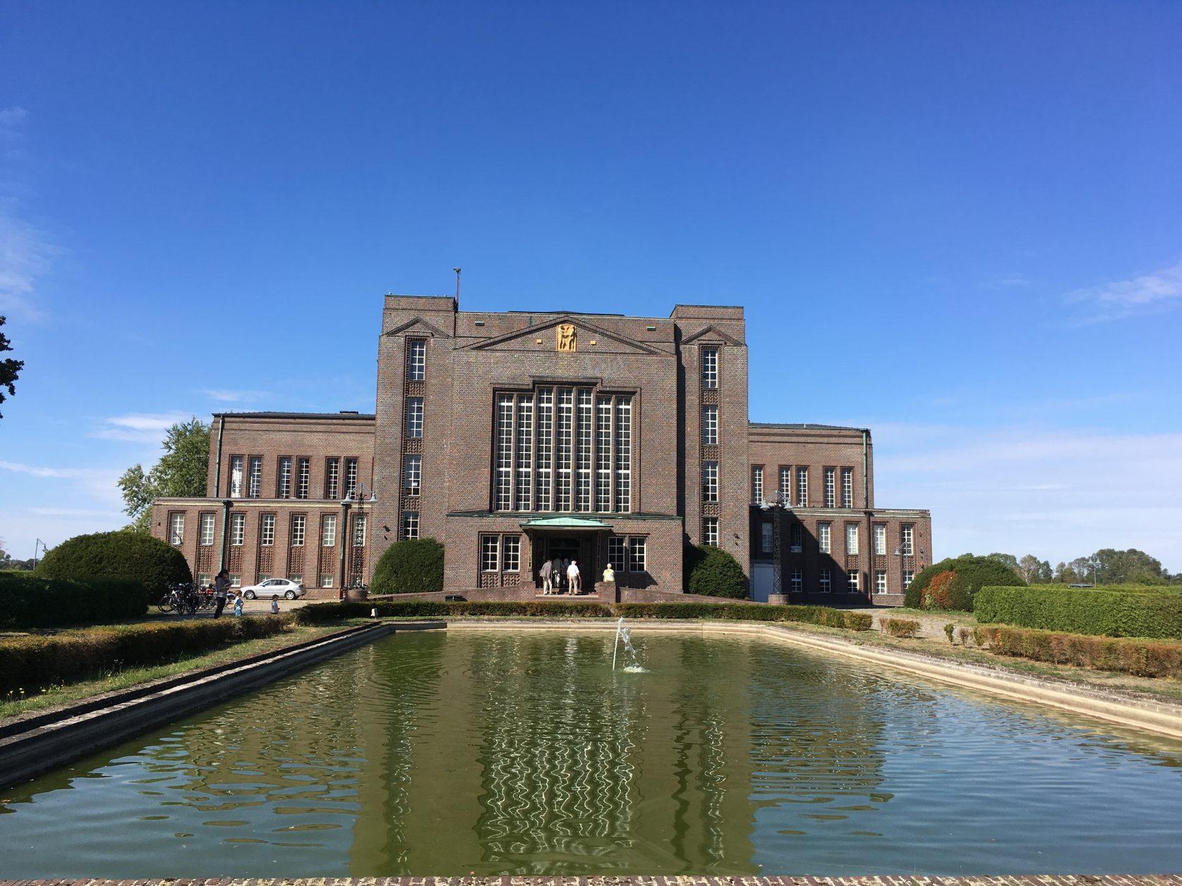 Funkamt Nauen Havelland Industriekultur Technikgeschichte