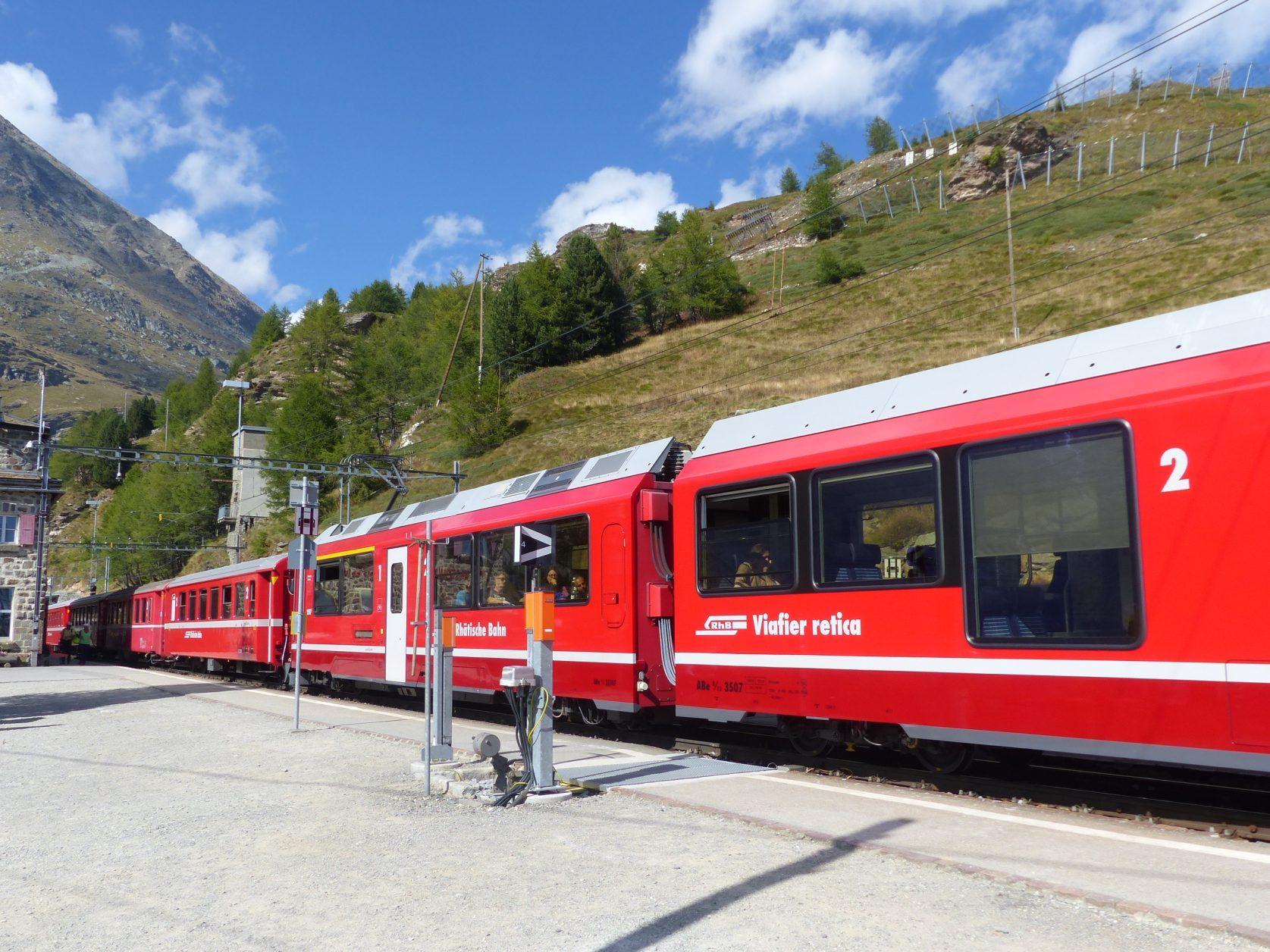 Schweiz Bernina