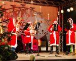 Weihnachtsmarkt Freiberg Erzgebirge Foto: Weirauch Weihnachten