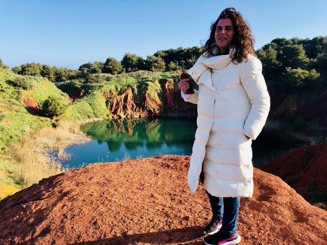 Carmen Mancarella liebt ihr Land und promotete es international, Foto: Kärstin Weirauch