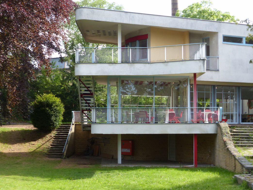 Haus Schminke Löbau Sachsen Moderne