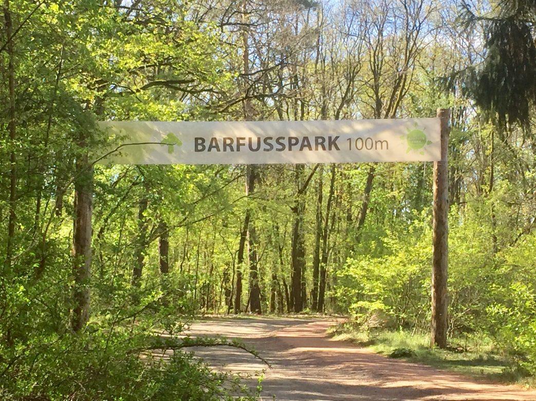 Barfusspark Beelitz Havelland