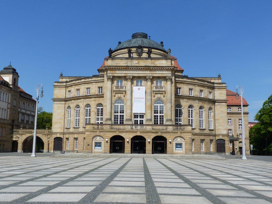 Theater Chemnitz Foto: Weirauch