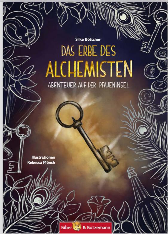 Das Erbe des Alchemisten von Silke Böttcher