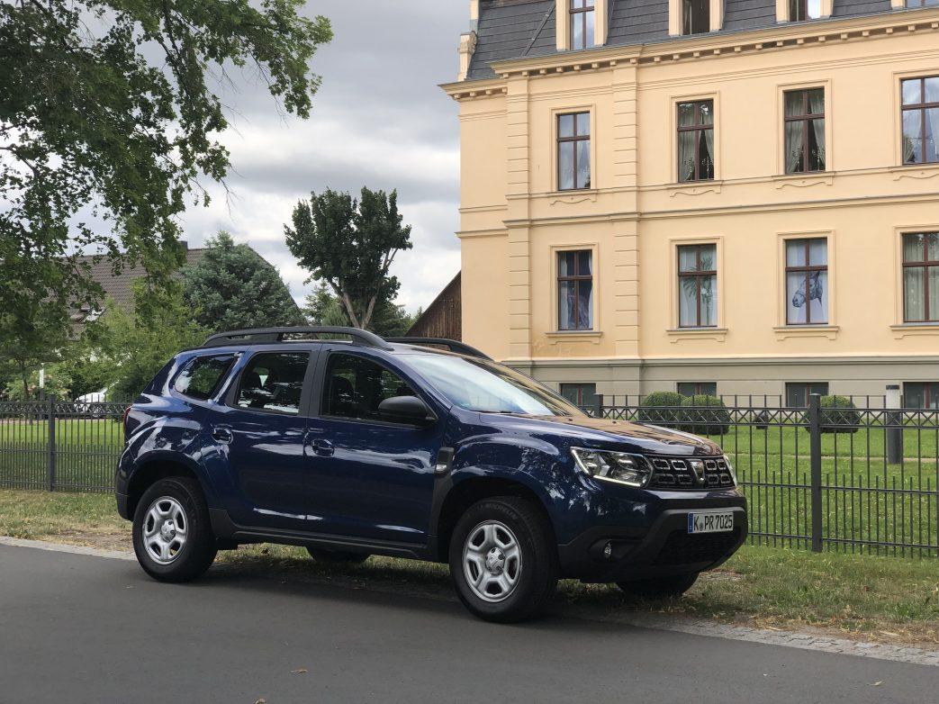 Macht überall bella figura: st der Dacia Duster Foto: Weirauch