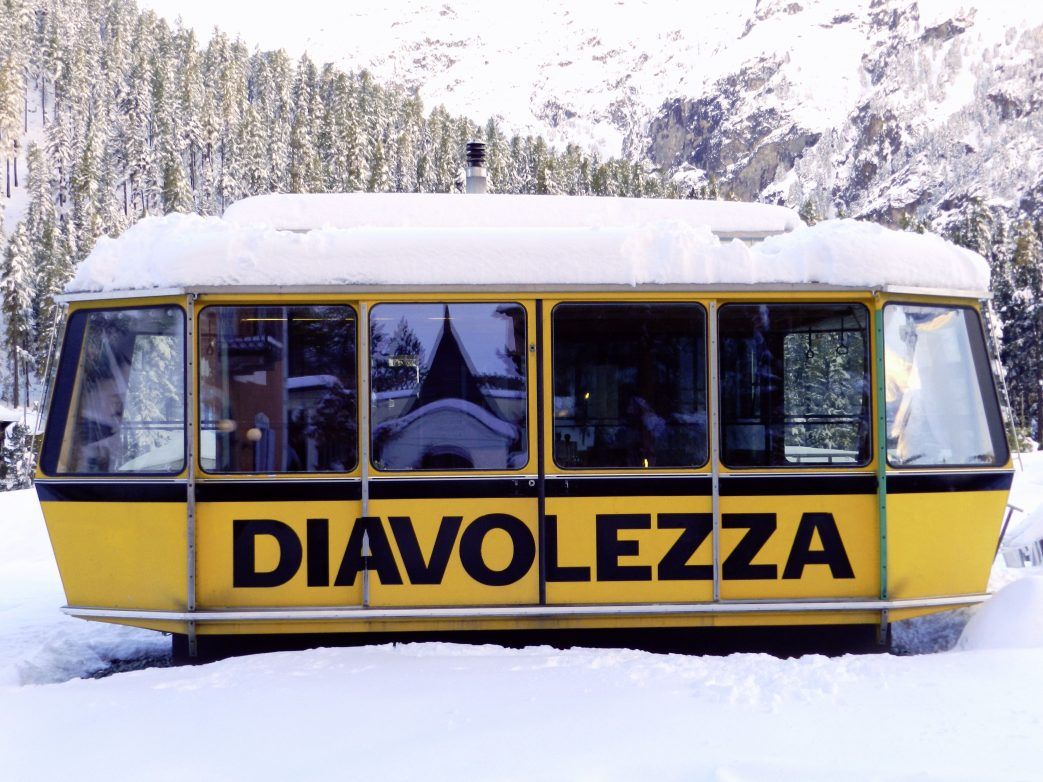 Schweiz Diavolezza