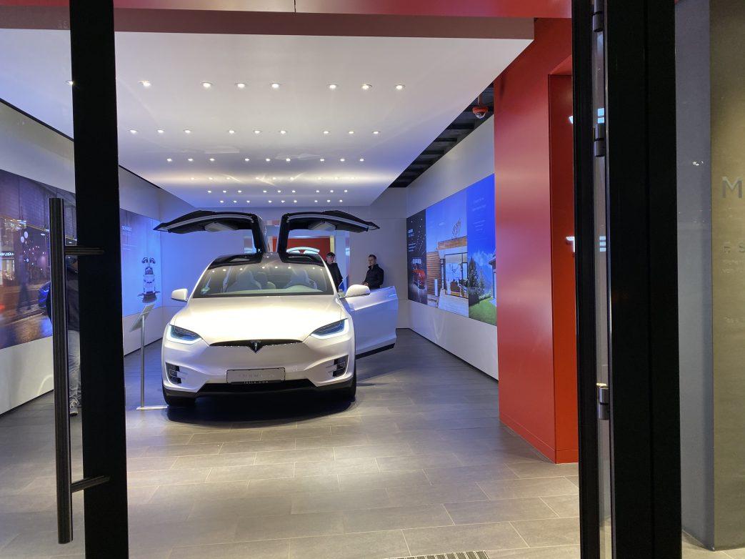 Tesla Berlin