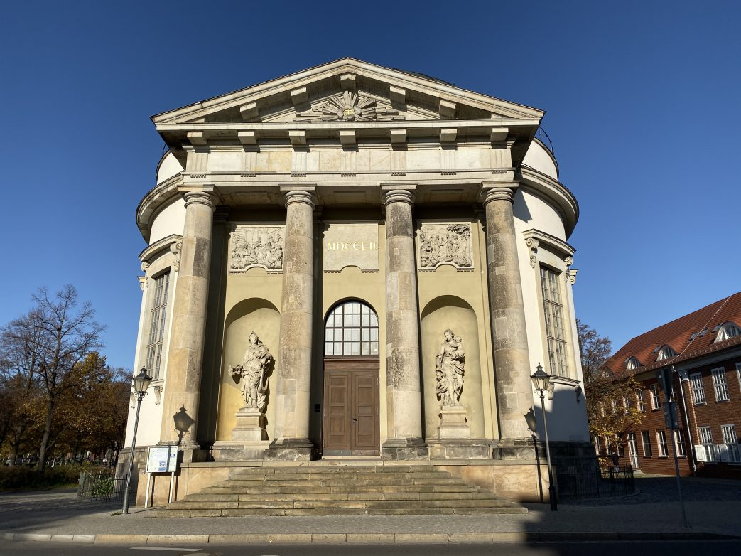 Potsdam Französische Kirche