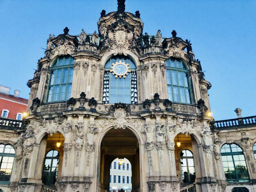 Dresden Zwinger Dresden Zwinger Sachsen