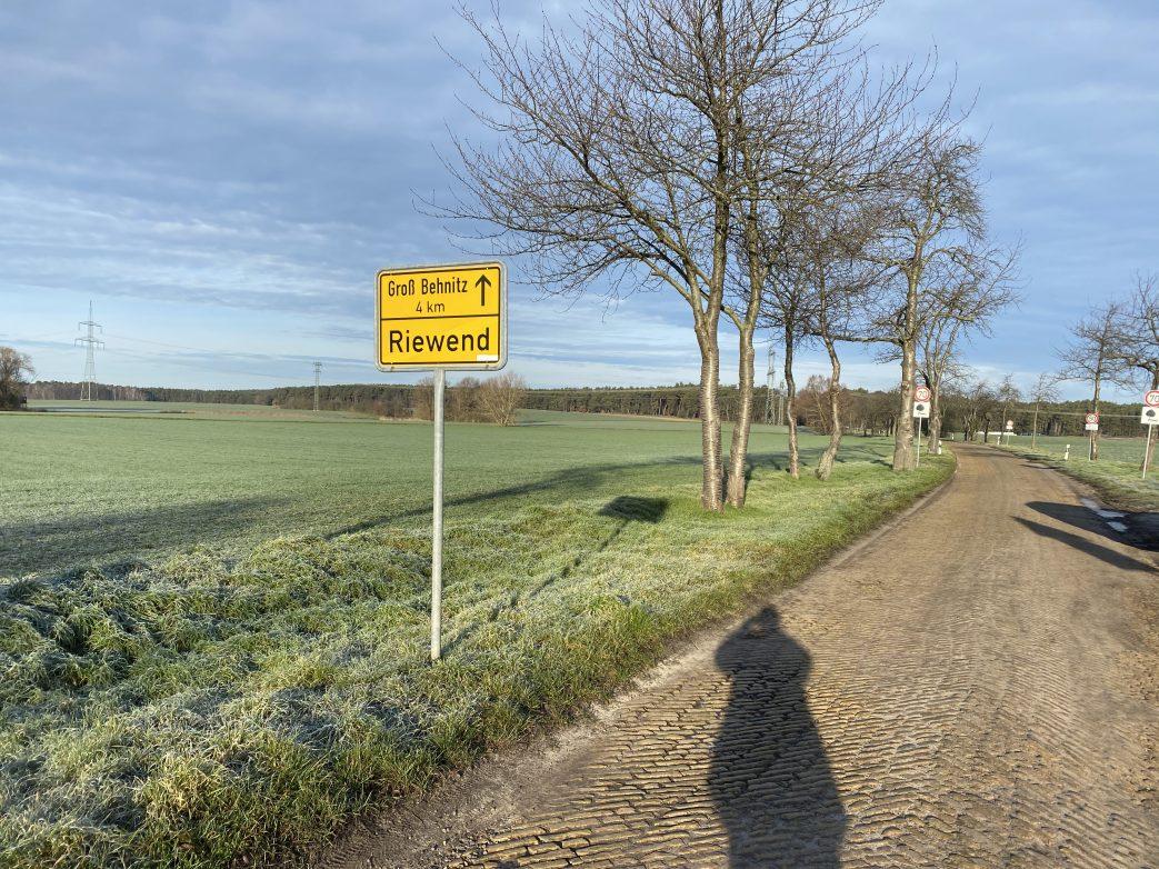 Havelland Groß Behnitz Riewend