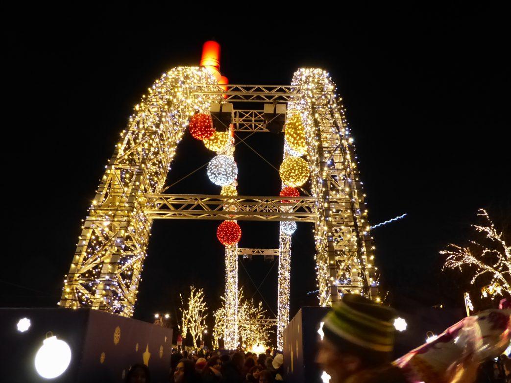 Donau-Wien-Linz Weihnachten Wien