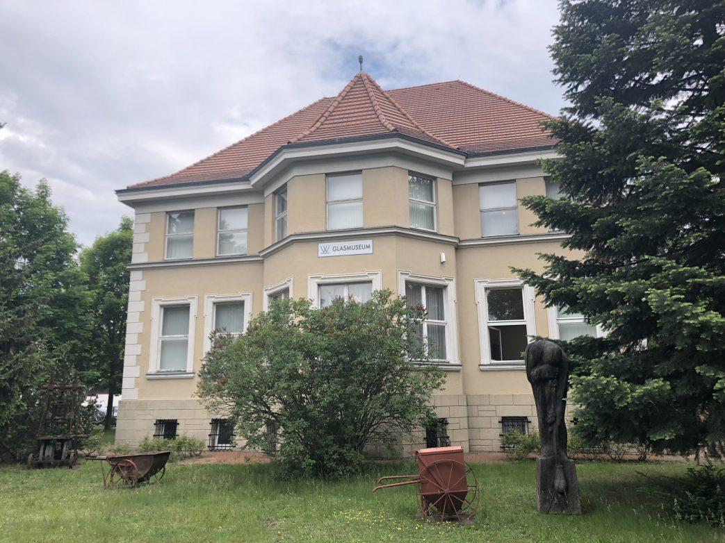 Glasmuseum Weißwasser Sachsen