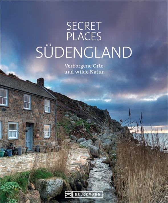 Buchcover Secret Places, Bildrechte: Bruckmann Verlag