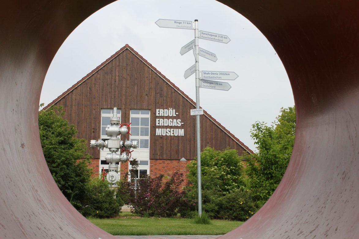 Erdöl-Erdgas-Museum Twist Außenansicht 02 © Gemeinde Twist, M. Müller.jpg