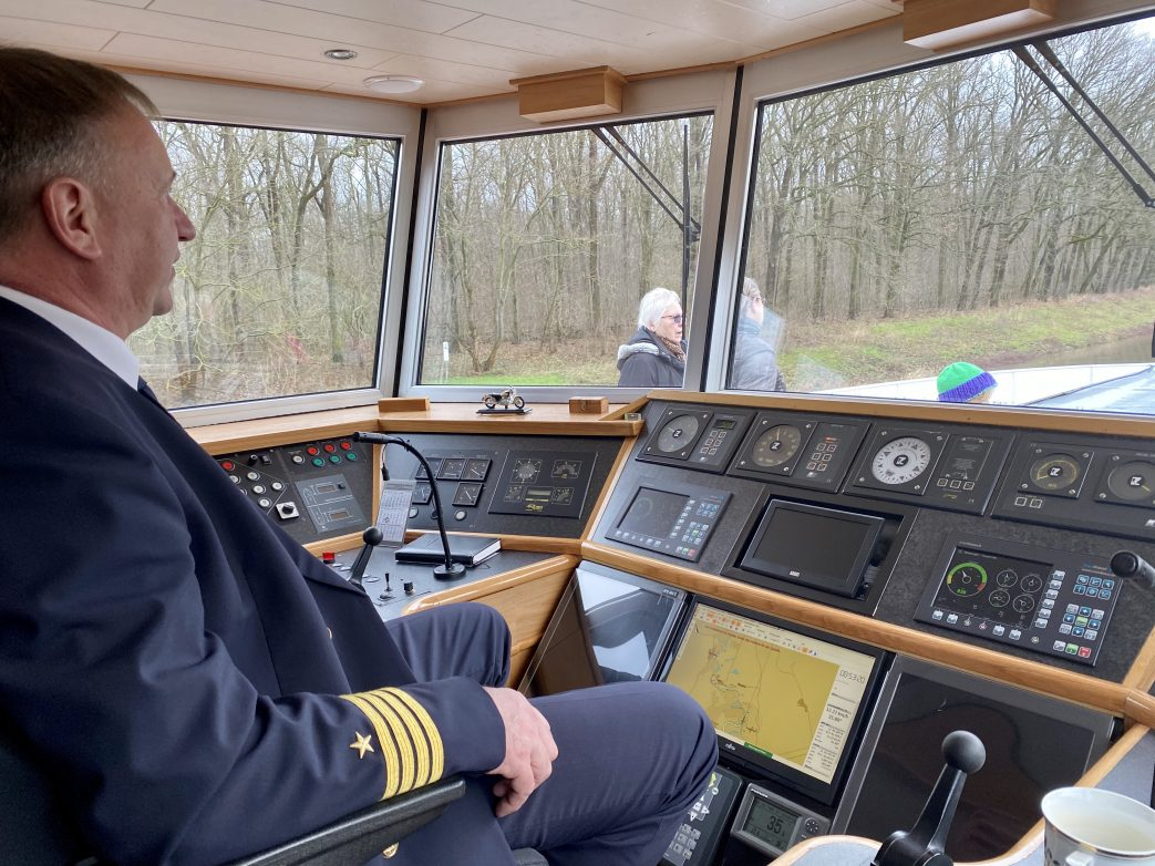 Kapitän Peter Grunewald