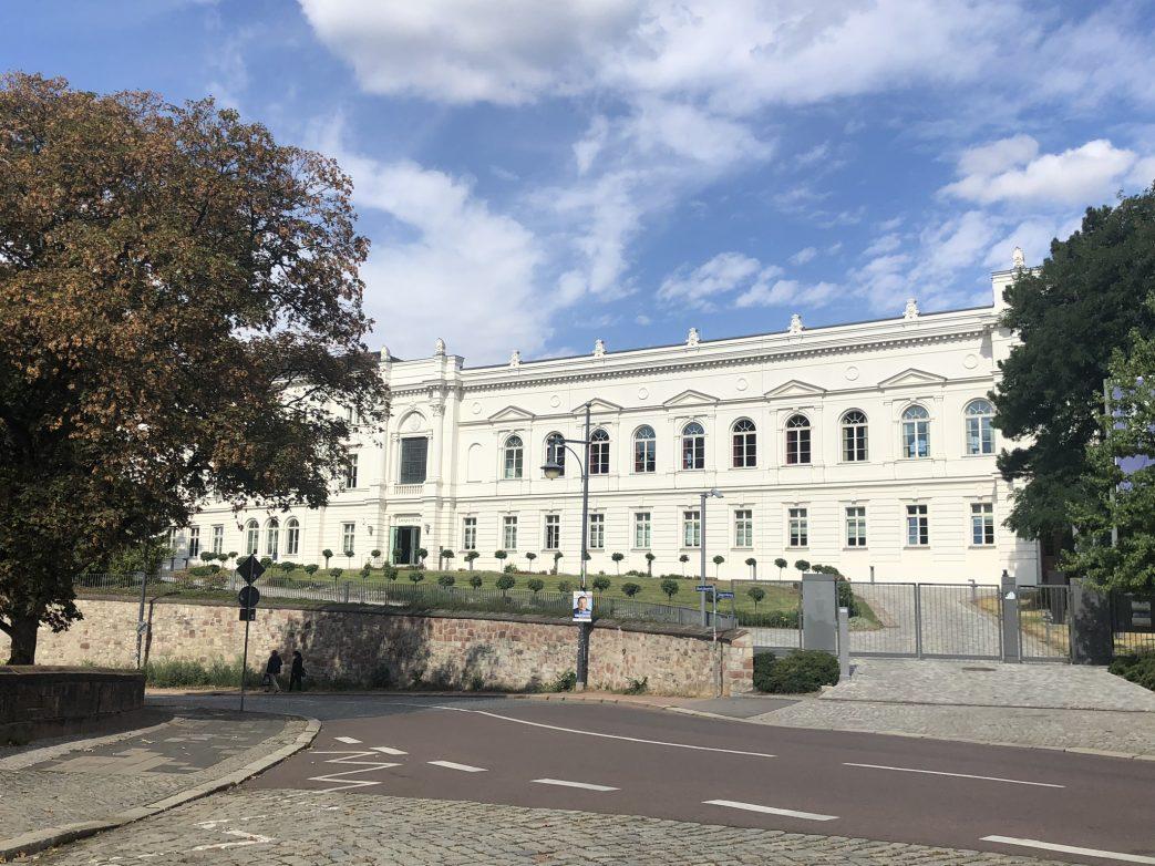 Halle hat die Leopoldina ihren Sitz Foto: Weirauch