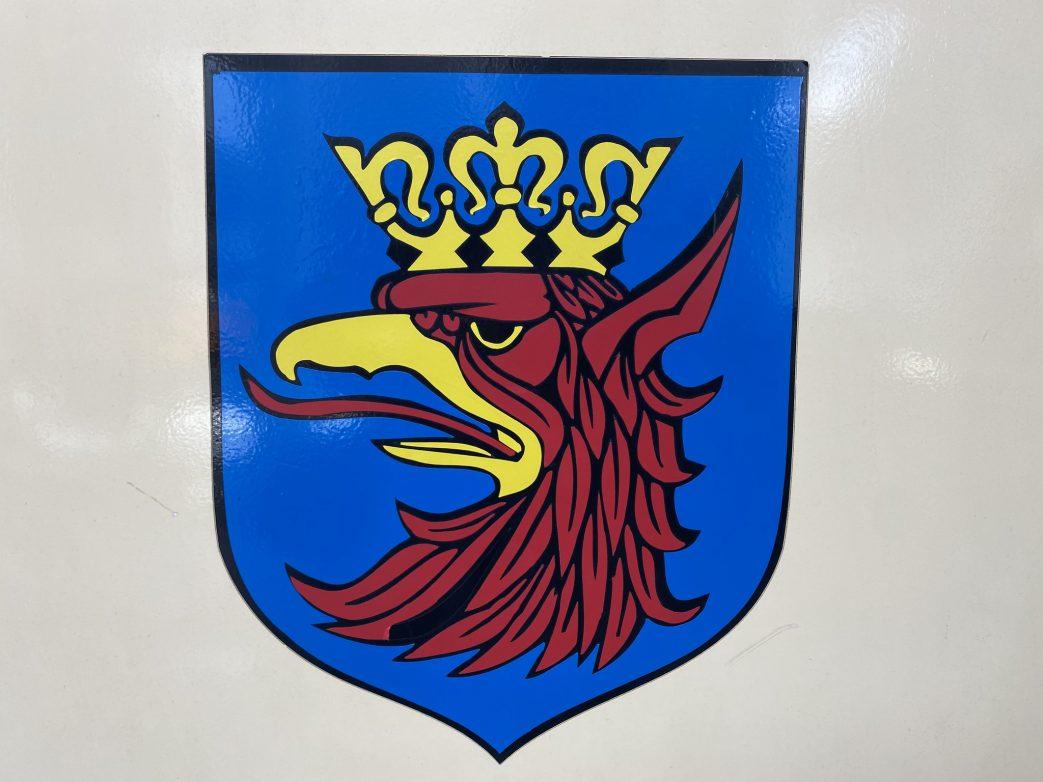 Technikmuseum Stettin Wappen Greifen
