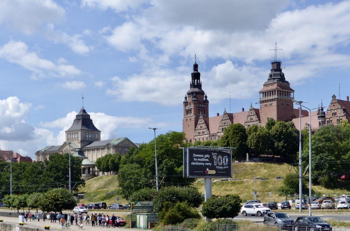 Hakenterrasse Stettin
