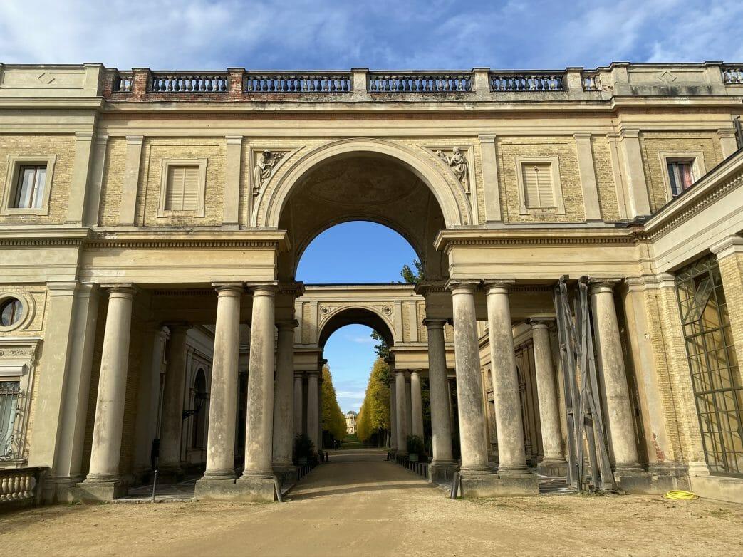 Sanssouci.Orangerie