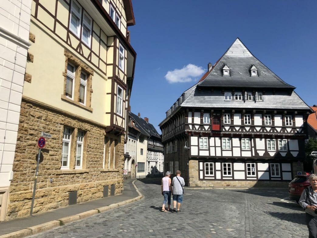 Goslar.Harz UNESCO Fachwerk