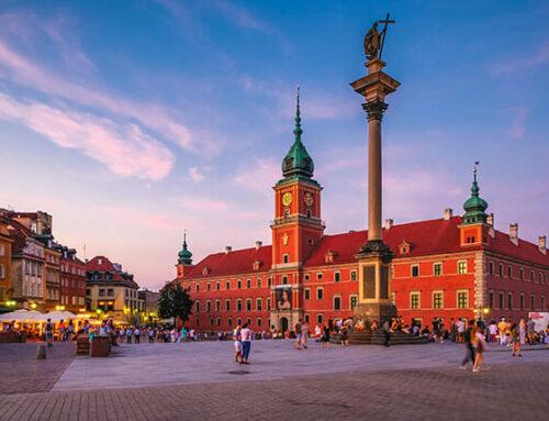 Jubiläum des Königsschlosses in Warschau