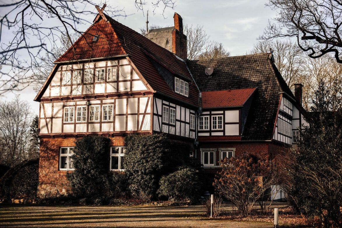 Außenansicht Hotel Gut Bardenhagen. © GUT Bardenhagen, Alibek Kaesler