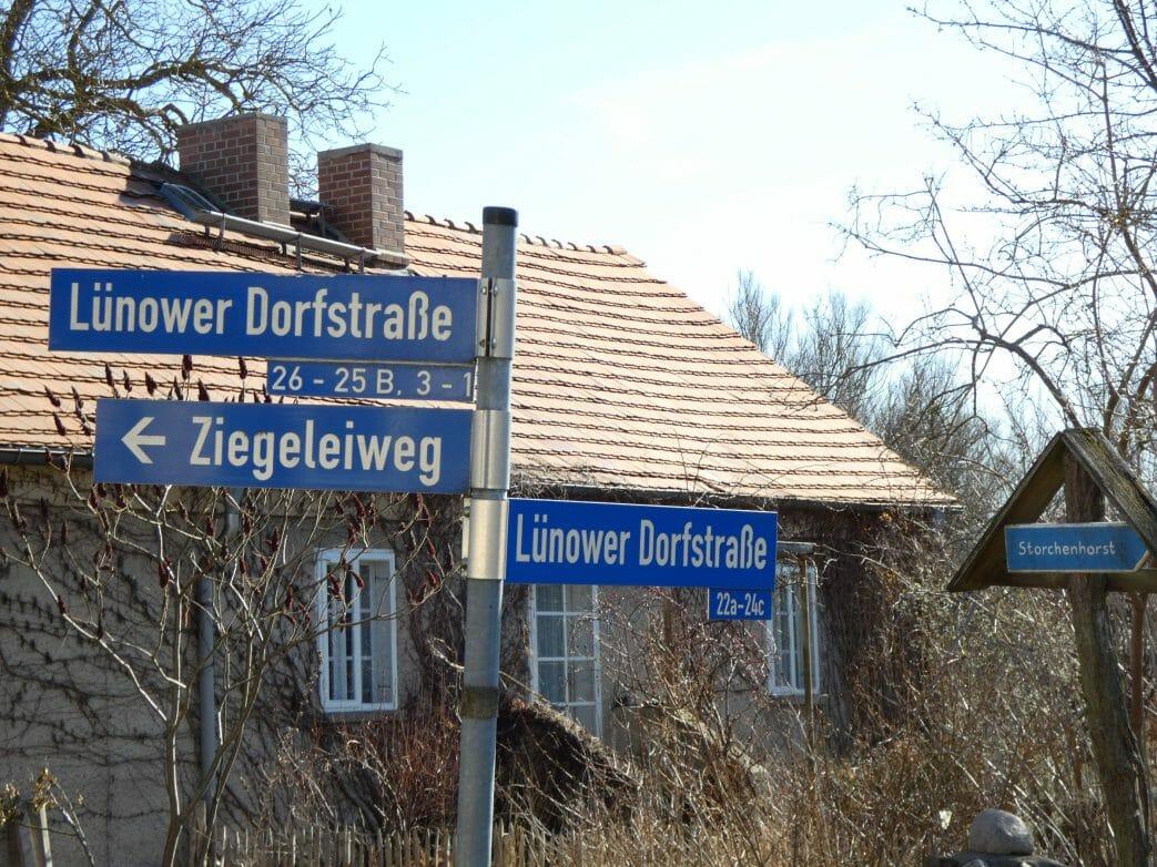 Ziegeleiweg Havelland