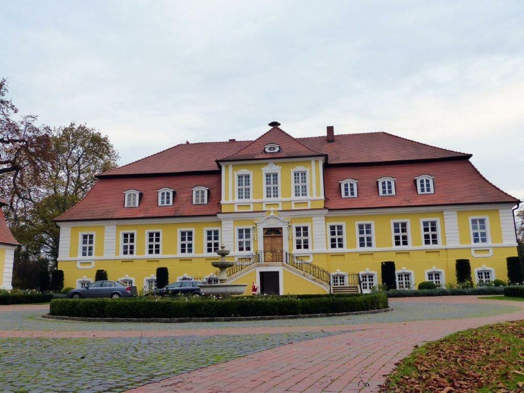 Schloss Döbbelin Stendal Sachsen-Anhalt