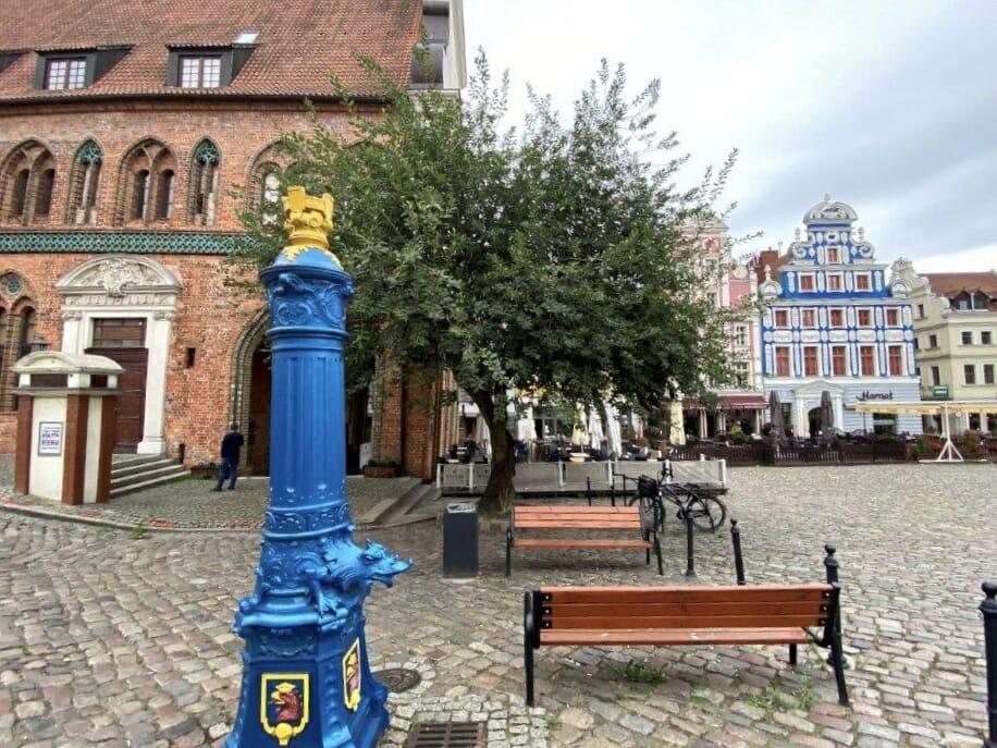 Stettin Greifenroute Polen