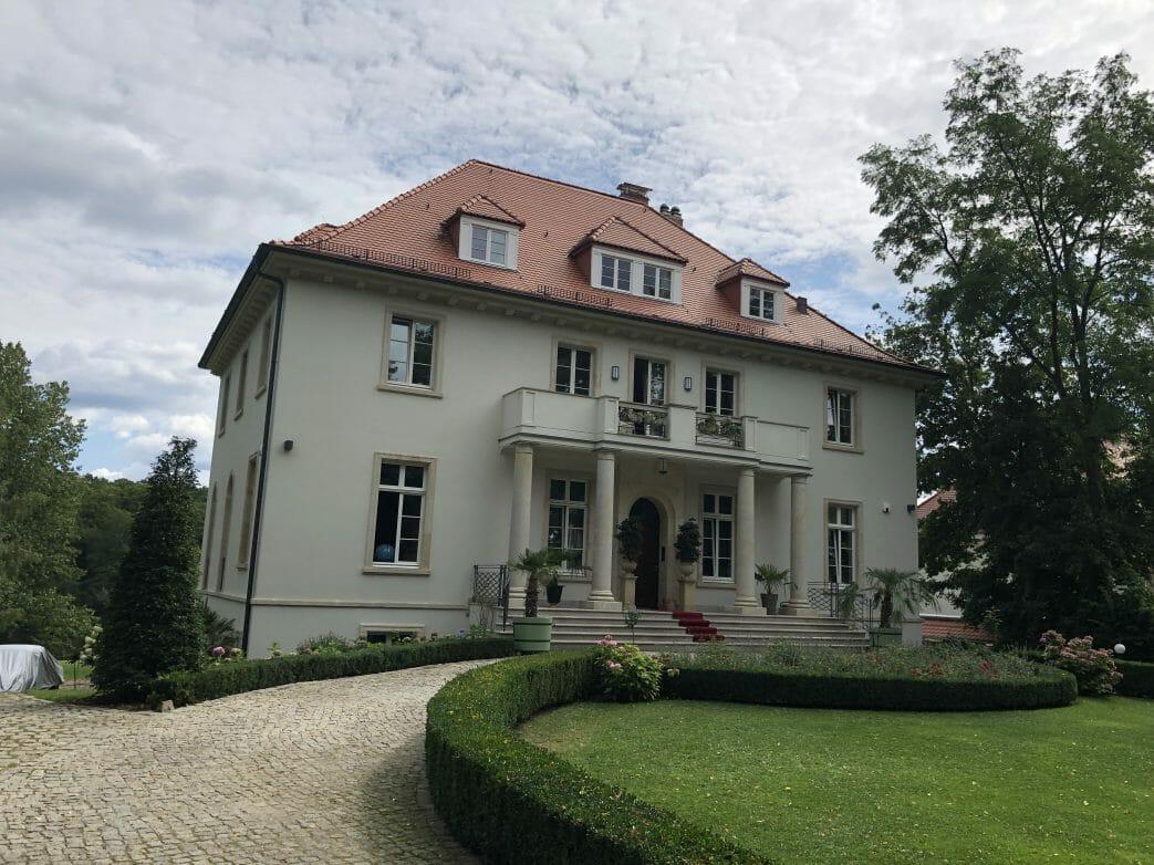 Villa Babelsberg Potsdam